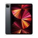 【新品・送料無料・未開封・在庫あり】iPad Pro 11インチ 第3世代 Wi-Fi 128GB 2021年春モデル MHQR3J/A [スペースグ…