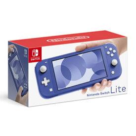 【✨新品・送料無料・即納・在庫あり】Nintendo Switch Lite[ブルー] JAN:4902370547672