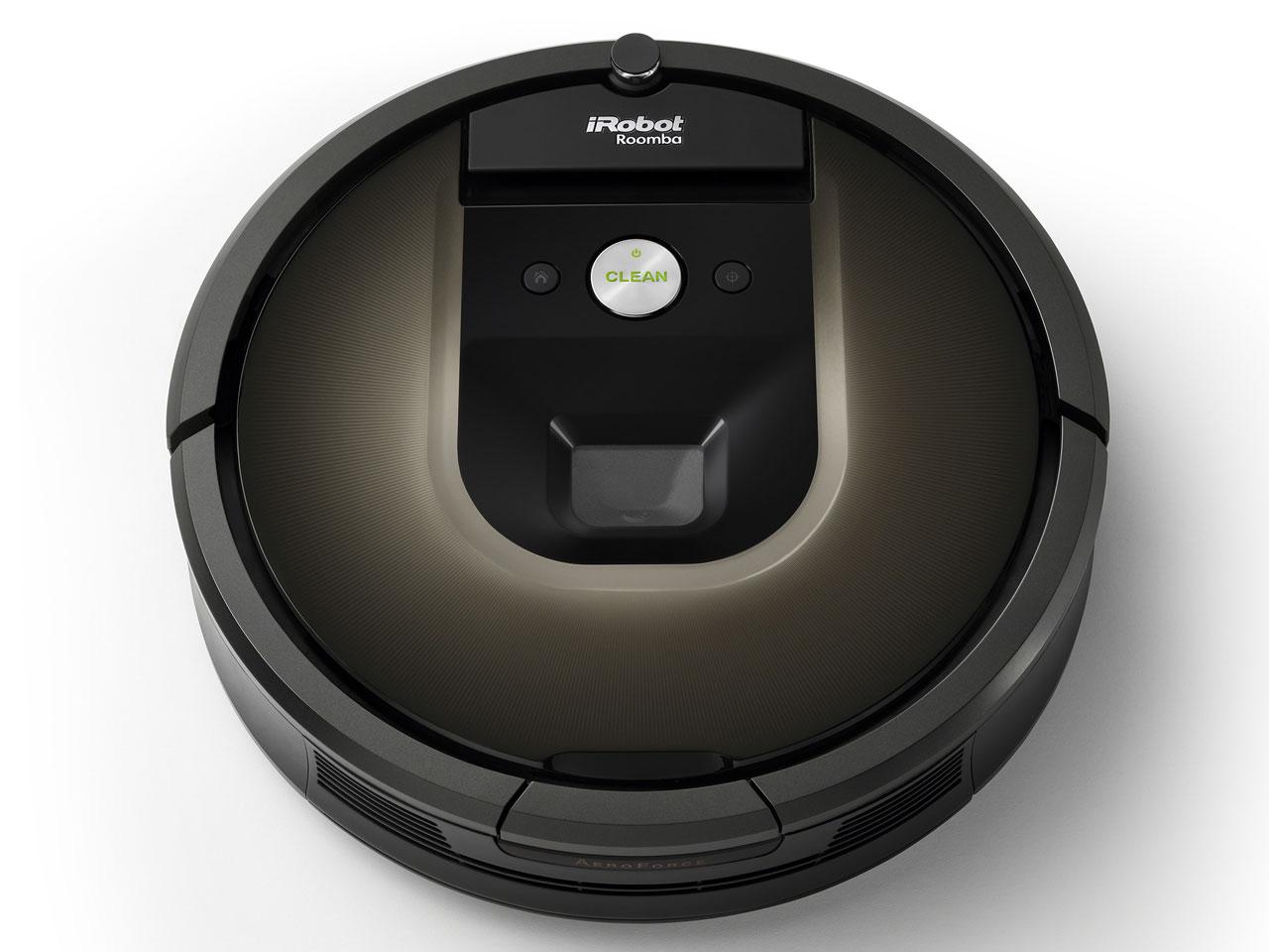【新品】iRobot Roomba980 R980060ルンバ ロボット掃除機 家電