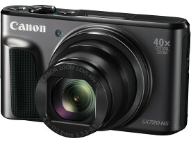 PowerShot SX720 HS [ブラック] CANON(キヤノン) デジタルカメラJAN:4549292056617