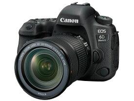 【即納・在庫あり】EOS 6D Mark II EF24-105 IS STM レンズキット CANON(キヤノン) 一眼レフカメラ JAN;4549292084061