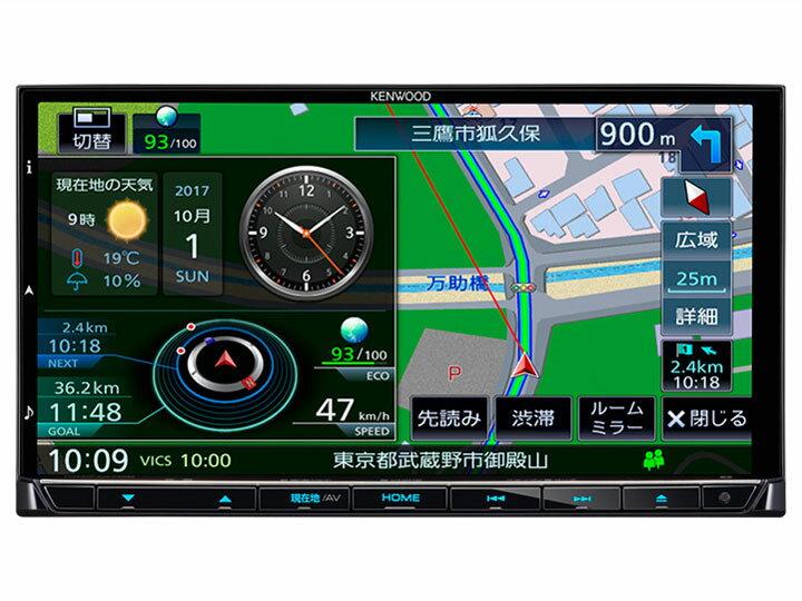 彩速ナビ MDV-M705 ケンウッド(KENWOOD) カーナビ/