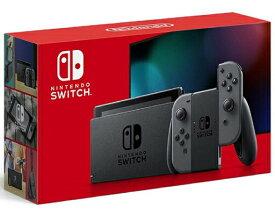 【即納・送料無料・在庫あり】任天堂 Nintendo Switch HAD-S-KAAAA Joy-Con(L)/(R) グレーJAN:4902370542905★ご注文後のお届け先変更&転送不可★