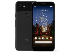 【新品・即納・在庫あり】Google Pixel 3a [Just Black] SIMロック解除済 SoftBank 白ロム  2019年春モデル JAN:4549046089052
