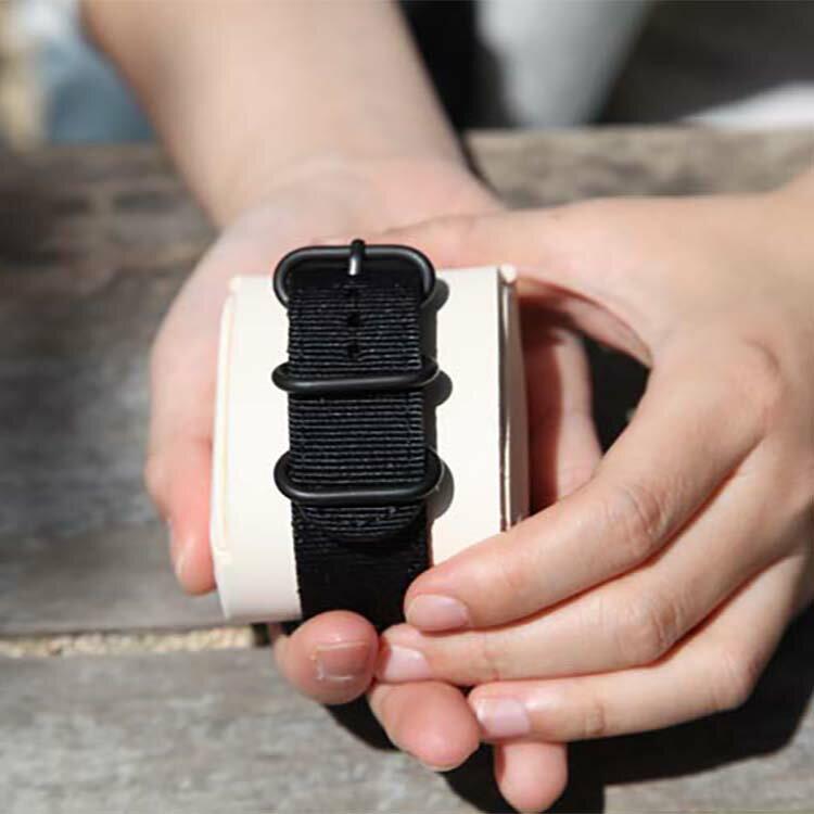 アップルウォッチ 38mm / 42mm用 各シリーズ 専用バンド Apple watch ベルト バンド 交換バンド 連結パーツ付属 取り付け簡単 38mm 42mm ビジネス ナイロンautumn_D1810