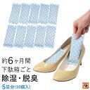 ココスドライ 5足分(10個入り) 靴用 乾燥 脱臭剤 除湿剤 消臭剤 靴箱 下駄箱消臭剤 日本製