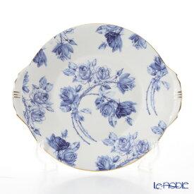 【ポイント19倍】エインズレイ エリザベスローズ ブルー ブレッド&バタープレート(ラウンド) 皿 お皿 食器 ブランド 結婚祝い 内祝い