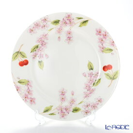 【ポイント19倍】エインズレイ チェリーブロッサム ハピネス デザート/サラダプレート 20cm 皿 お皿 食器 ブランド 結婚祝い 内祝い