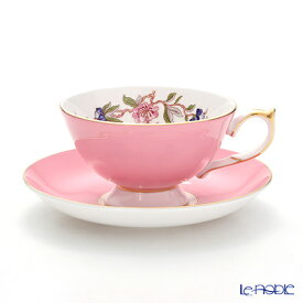 【ポイント19倍】エインズレイ ペンブロック #2901 ティーカップ&ソーサー(アセンズ) ピンク 200ml おしゃれ かわいい 食器 ブランド 結婚祝い 内祝い