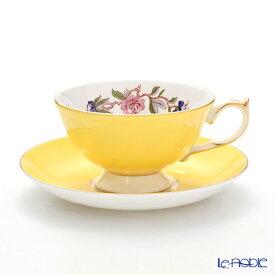 【ポイント19倍】エインズレイ ペンブロック #2901 ティーカップ&ソーサー(アセンズ) イエロー 200ml おしゃれ かわいい 食器 ブランド 結婚祝い 内祝い