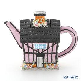 エインズレイ イギリスの家ティーポット ラベナム 食器 ブランド 結婚祝い 内祝い