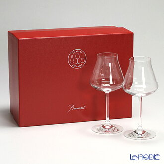 I present it in baccarat (Baccarat) chateau baccarat 2-611-151 wineglass L 21.7cm pair /// baccarat wineglass pair red wine glass fashion red pair glass tableware luxury brand // gift present wedding present present celebration family celebration / / Fat