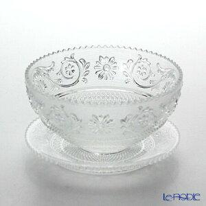 【ポイント10倍】バカラ (Baccarat) アラベスク デザートセット お祝い ギフト プレート 皿 お皿 食器 ブランド 結婚祝い 内祝い