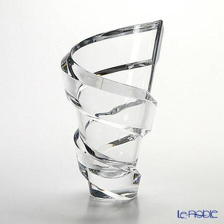 バカラ (Baccarat) スパイラル 2-612-025 ベース(花瓶) 27cm【楽ギフ_包装選択】【楽ギフ_のし宛書】 クリスタル フラワーベース インテリア