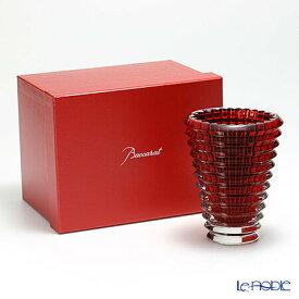 バカラ (Baccarat) EYE 2-807-199 ベース(花瓶) 15cm レッド お祝い ギフト アイ(EYE) フラワーベース おしゃれ