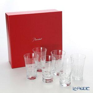 バカラ (Baccarat) Everyday 2-809-881 ハイボール 6pcsセット お祝い ギフト グラス タンブラー 食器 ブランド 結婚祝い 内祝い