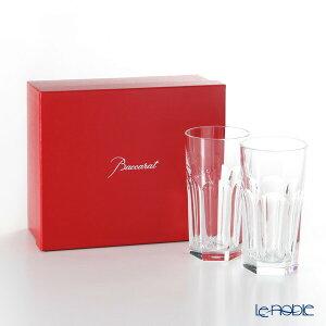 バカラ (Baccarat) アルクール 1-702-233 タンブラー 14cm ペア お祝い ギフト グラス 食器 ブランド 結婚祝い 内祝い
