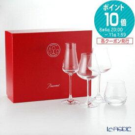 【クーポン】バカラ (Baccarat) シャトーバカラ 2-811-925 マイシャトーバカラセット(4pcs) お祝い ギフト グラス ガラス 結婚祝い 食器 ブランド 内祝い