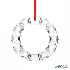 【ポイント14倍】バカラ (Baccarat) オブジェ 2-813-037 クリスマスリース 2019 お祝い ギフト クリスマスオブジェ 置物 インテリア