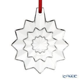 【ポイント10倍】バカラ (Baccarat) オブジェ 2‐813‐066 クリスマスオーナメント クリア 2019 お祝い ギフト クリスマスオブジェ 飾り 装飾