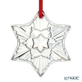 バカラ (Baccarat) オブジェ 2-813-874 クリスマスオーナメント クリア 2020 お祝い ギフト クリスマスオブジェ 飾り 装飾