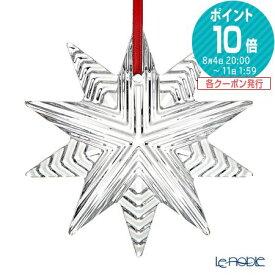 バカラ (Baccarat) オブジェ クリスマスオーナメント クリア 2021 2-814-619 お祝い ギフト クリスマスオブジェ 飾り 装飾