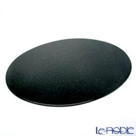 【ポイント10倍】ラックヌーボー マーブルコレクション 楕円型プレースマット(L) ブラック キッチン 用品 雑貨 調理