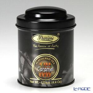 プリミアスティー(高級インド紅茶) オリジナルキャディー缶 125g キャラメル ギフト お歳暮 お中元 お餞別 プチギフト