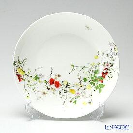 【ポイント19倍】ローゼンタール Fleurs Sauvages 野花 ディーププレート 21cm 深皿 カレー パスタ お皿 食器 ブランド 結婚祝い 内祝い