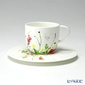 ローゼンタール Fleurs Sauvages 野花 コーヒーカップ&ソーサー 200cc コーヒ—カップ おしゃれ かわいい 食器 ブランド 結婚祝い 内祝い