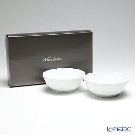 ノリタケ シェール ブラン ボウル ペア 13cm P94806/1655 cher blanc シェール ブラン 食器 ブランド 結婚祝い 内祝い