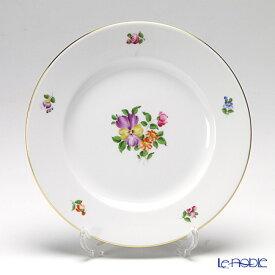 【クーポン】アウガルテン (AUGARTEN) シンプルブーケ(5052D) パンジー プレート 20cm(001) 皿 お皿 食器 ブランド 結婚祝い 内祝い