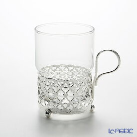 【ポイント19倍】クイーン アン QUEEN ANNE(イギリス製銀メッキ) グラスカップ ハンドル付/アンティーク 0/6322/A マグカップ おしゃれ かわいい 食器 ブランド 結婚祝い 内祝い
