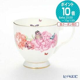 ロイヤル・アルバート ミランダ・カー グラティチュード ミニ マグ 350ml(ホワイト) ロイヤルアルバート Royal Albert ミランダ・カー コレクション マグカップ おしゃれ かわいい 食器 ブランド 結婚祝い 内祝い