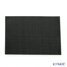 【ポイント10倍】シェーンプラス Waveランチョンマット 43×30cm ZDK1955 ブラック キッチン 用品 雑貨 調理