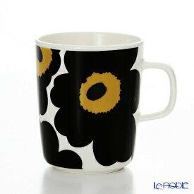 【ポイント10倍】マリメッコ(marimekko) Unikko ウニッコ マグカップ 250cc ホワイト×ブラック 北欧 食器 おしゃれ かわいい ブランド 結婚祝い 内祝い
