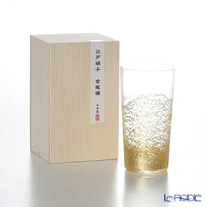 東洋佐々木ガラス 江戸硝子 金玻璃 10894 冷酒杯吟醸(大地) 130ml グラス ショットグラス ぐい呑み ギフト 食器 ブランド 結婚祝い 内祝い
