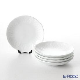 ノリタケ シェール ブラン プレート 10cm 5枚セット 94809/1655 cher blanc シェール ブラン 食器セット お祝い 結婚祝い ブランド 内祝い