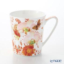 【ポイント19倍】ローゼンタール ベレフルール マグカップ 340ml オレンジ おしゃれ かわいい 食器 ブランド 結婚祝い 内祝い