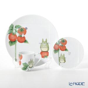 ノリタケ となりのトトロ 野菜シリーズ VT91082/1704-2 トマト 3点セット ジブリ 食器セット お祝い 結婚祝い ブランド 内祝い