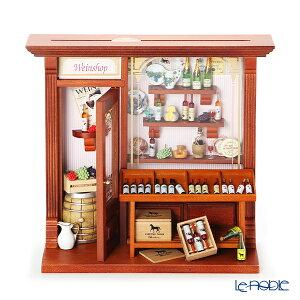 ロイター・ポーセリン ワイン ショップ ミニチュア ドールハウス 001.794/4 置物 オブジェ インテリア