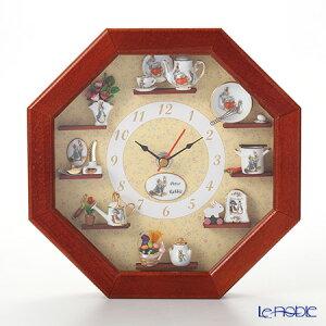 ロイター・ポーセリン ビアトリクスポター 056668/0 ピーターラビット ウォールクロック 時計 壁掛け 壁掛け時計 おしゃれ