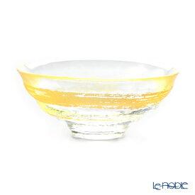 【ポイント10倍】石塚硝子 プレミアムニッポンテイスト 金一文字 抹茶碗 耐熱ガラス製 R-6700 ボウル 食器 ブランド 結婚祝い 内祝い
