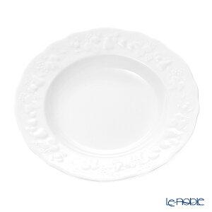 フィリップ・デズリエ ブラン(California) スーププレート 23.5cm 深皿 カレー パスタ お皿 食器 ブランド 結婚祝い 内祝い