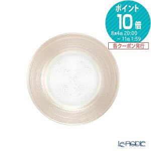 【ポイント10倍】Vetro Felice ヴェトロ フェリーチェ サークル プレート 15cm アイボリー 32915J ガラス おしゃれ 皿 お皿 食器 ブランド 結婚祝い 内祝い