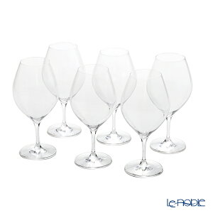 木村硝子店 ピッコロ 10oz ワイングラス 340ml 6本セット 赤ワイン ギフト 食器 ブランド 結婚祝い 内祝い