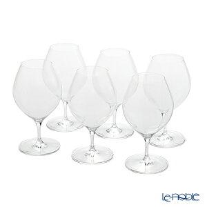 木村硝子店 ピッコロ 15oz ワイングラス 470ml 6本セット 赤ワイン ギフト 食器 ブランド 結婚祝い 内祝い