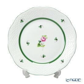 ヘレンド(HEREND) ウィーンのバラ 00517-0-00/517 プレート 19cm VRH 皿 お皿 食器 ブランド 結婚祝い 内祝い