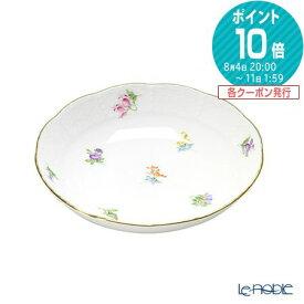 ヘレンド(HEREND) ミルフルール MF 00704-1-00 フルーツボウル 13.5cm ミルフルール(MF) プレート 皿 お皿 食器 ブランド 結婚祝い 内祝い
