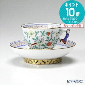 ヘレンド(HEREND) シノワズリ(中国趣味) 中国の鳥 OC 03371-0-21 マンダリン スモールカップ&ソーサー コーヒ?カップ おしゃれ かわいい 食器 ブランド 結婚祝い 内祝い